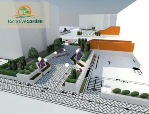 Amenajare cartier rezidential